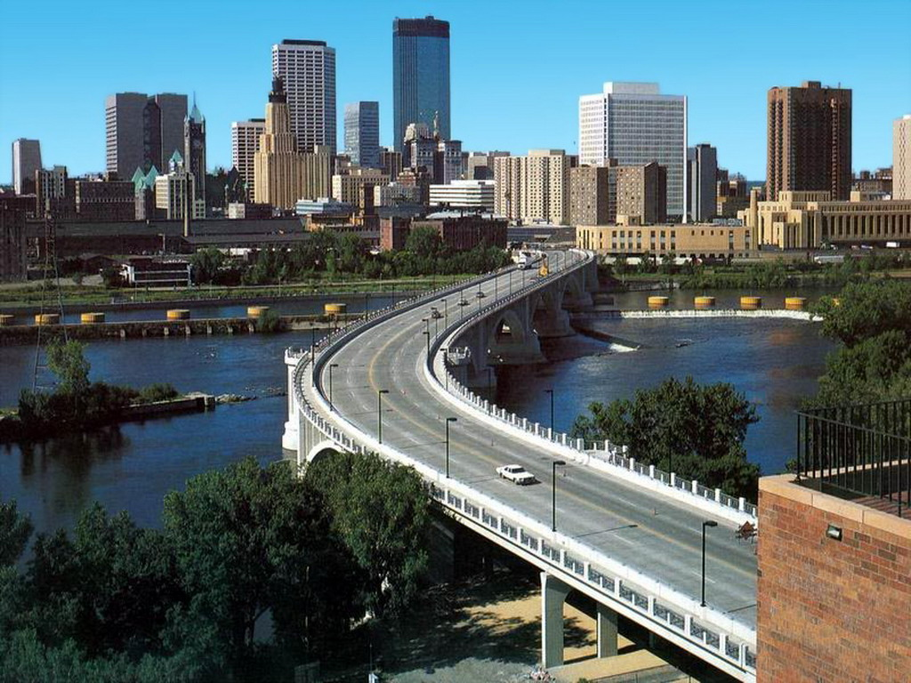 Minneapolis Minnesota Usa