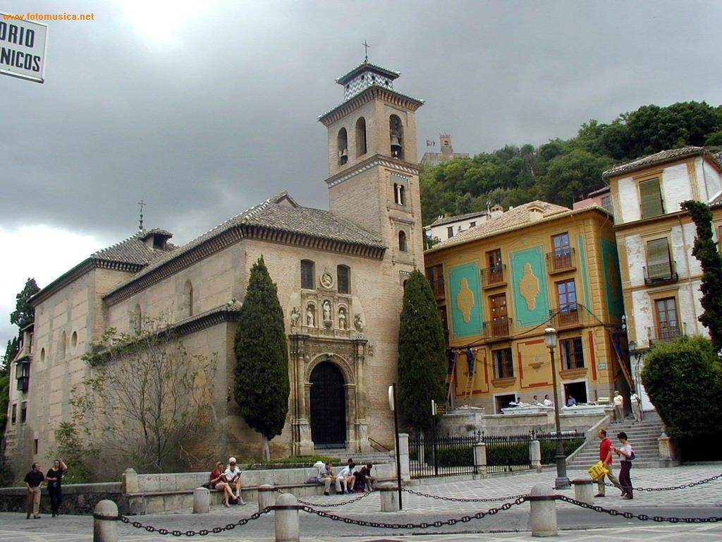 Iglesia de santa ana granada - Santa ana granada ...