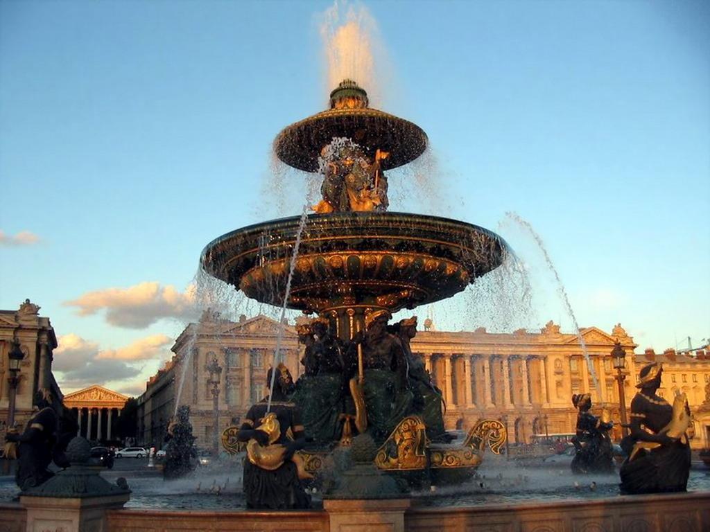 Plaza De La Concordia plaza de la concordia - paris