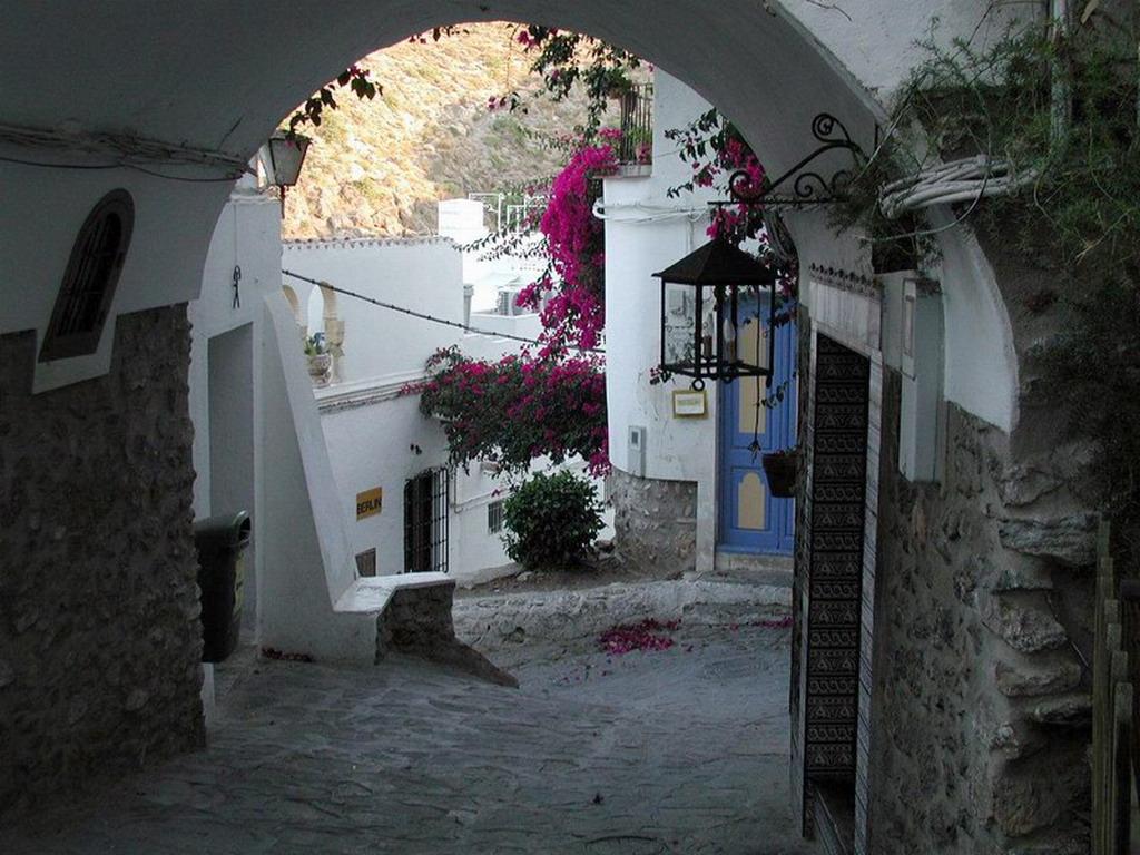 Calles de Mojacar Foto